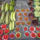 Peppers Eggplants