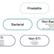 The causes of Prostatitis